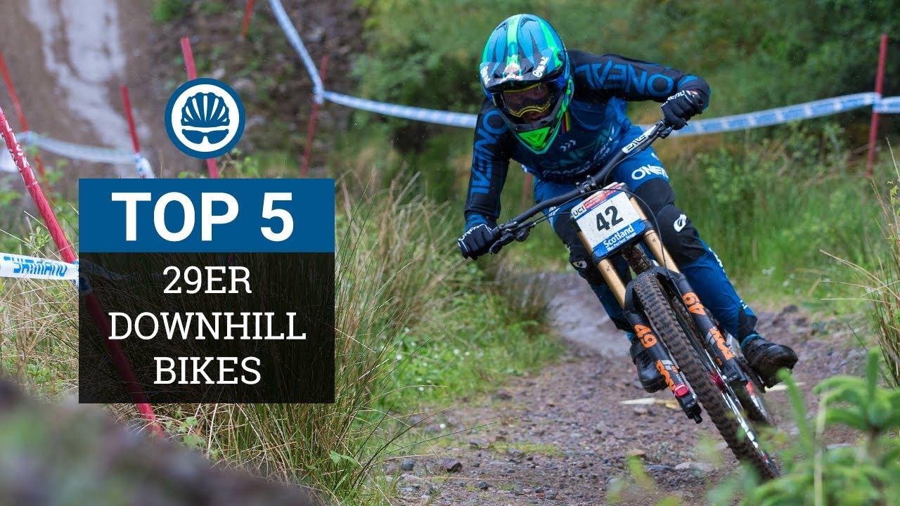 64cf53e030f Top 5 - 29er Downhill Bikes - YouTube