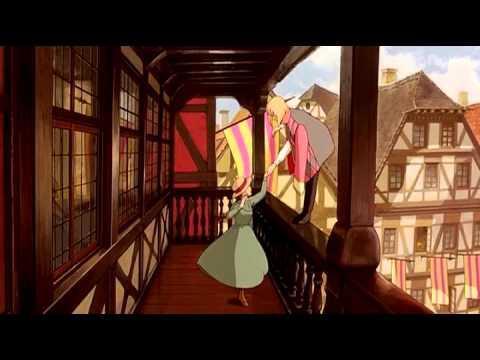 Мультфильм бродячий замок хаула