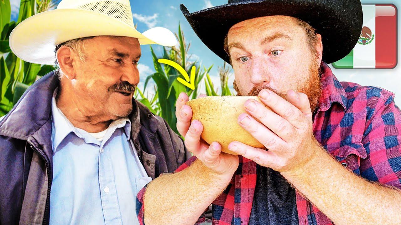 HASTA ESTO comen en el CAMPO 🇲🇽 Un día en el Rancho @WeroWeroTV
