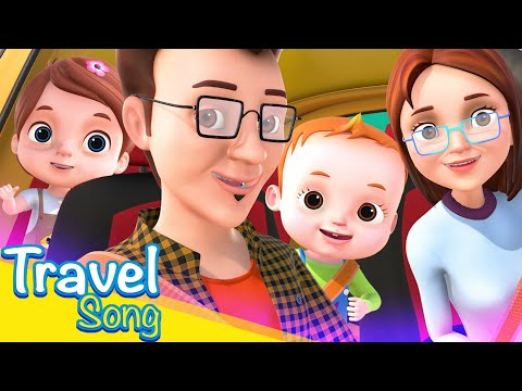 Travel Song And More Nursery Rhymes & Kids Songs | Baby Ronnie Rhymes | Learn Vehicles For Kids