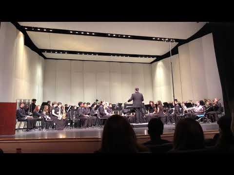 Freedom High School Concert Band 2018 - Lindbergh Variations