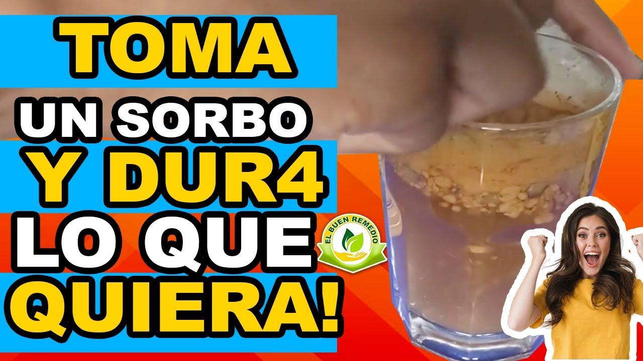 TOMAUN SORBO Y DUR4 LO QUE QUI3RAS!