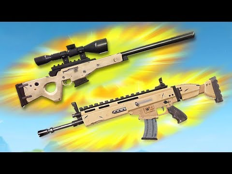 ⭐️ FORTNITE BEST LEGENDARY GUNS!! ⭐️ FORTNITE BATTLE ROYALE GAMEPLAY
