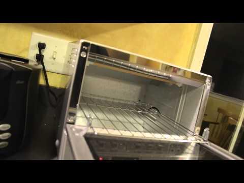 Cuisinart Toaster Oven Custom Classic Tob 40 Review Doovi