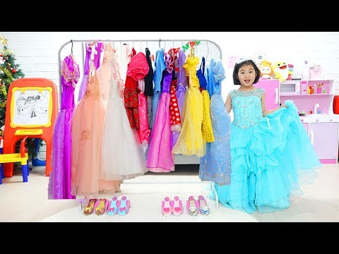 Boram Dress Up And New Make Up Toys