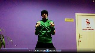 Нунчаку видеоуроки- комбо из вертушек даблами(Nunchaku slow motion)