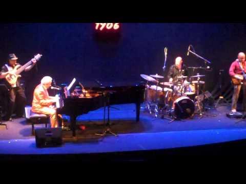 Allen Toussaint en Madrid (9-11-15) Teatro Lara (2/2)