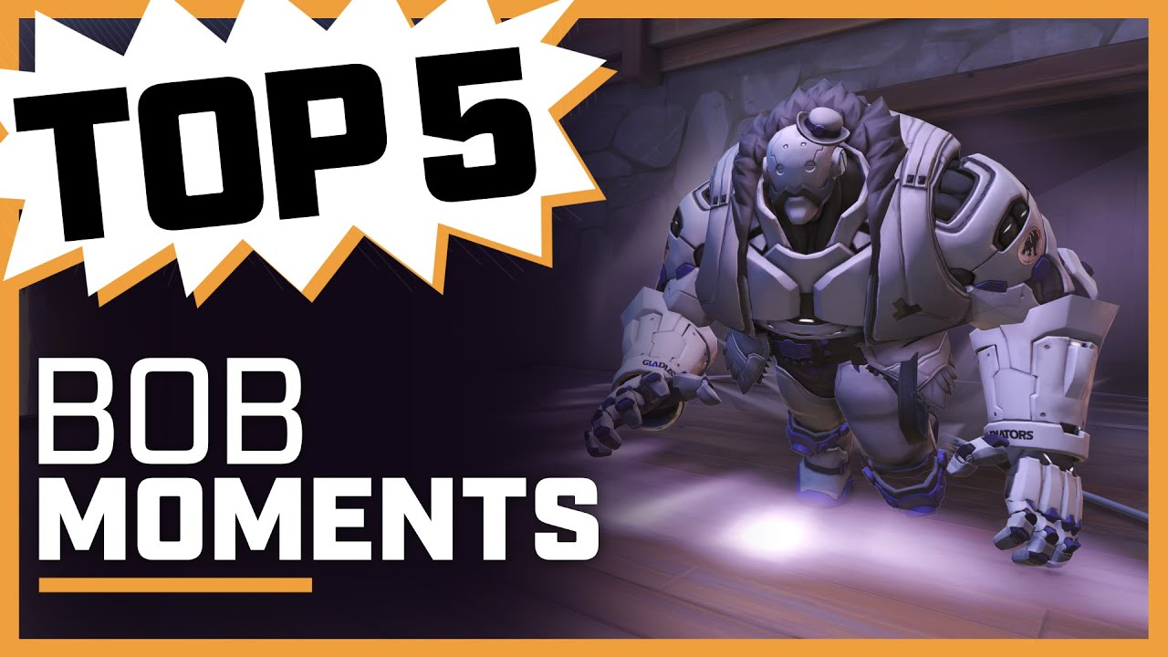 B.O.B. DID MANY THINGS! | Top 5 B.O.B. Moments of 2020