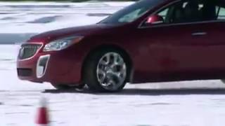 2014 Buick Regal All-Wheel Drive Overview