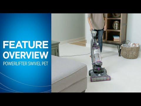 Powerlifter™ Swivel Pet Vacuum Cleaner   BISSELL