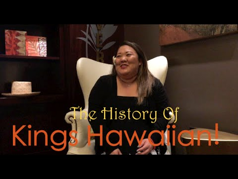 The History Of Kings Hawaiian