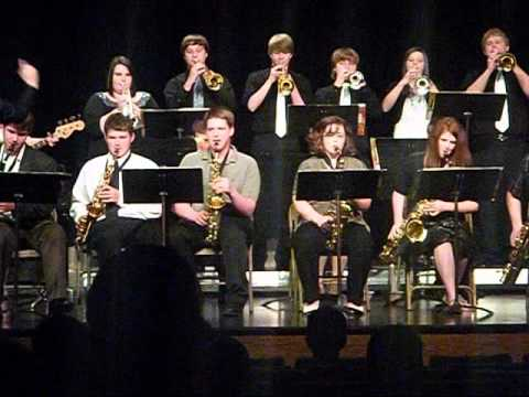 CHS Jazz 1- In The Mood