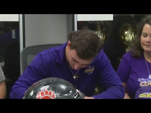 National Signing Day Recap: McCamey High School