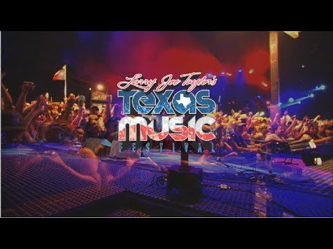 2017 Larry Joe Taylor's Texas Music Festival on The Texas Music Scene