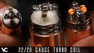 VC BuildLapse - Turbo Coil 22\20 Gauge Hotwires (Comp Build)