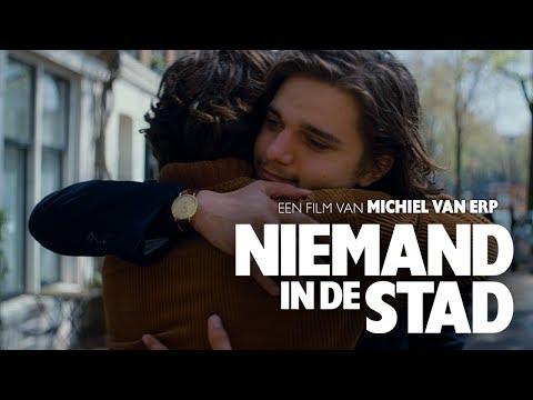 NIEMAND IN DE STAD - Officiële NL trailer