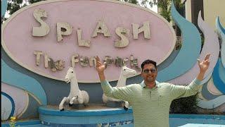 Splash Water Park | Hisar | Ticket Price | Facilities | पैसा वसूल | Tarsem Chahal |