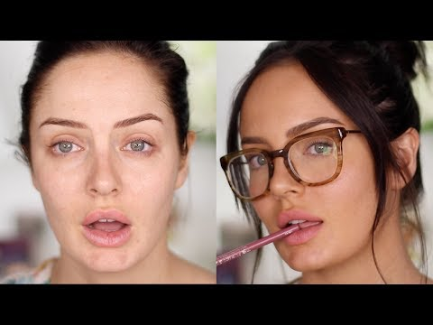 Easy & Affordable Natural Makeup (For School, College, Work etc!)