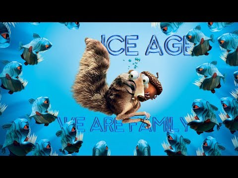Ice Age: Collision Course | We Are Family