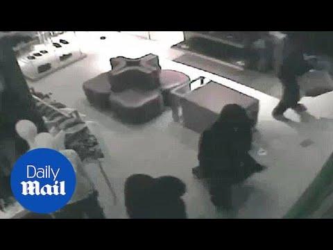 Surveillance Video Shows $500K Hermes Heist In San Diego - Daily Mail