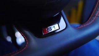 Audi S1 test drive