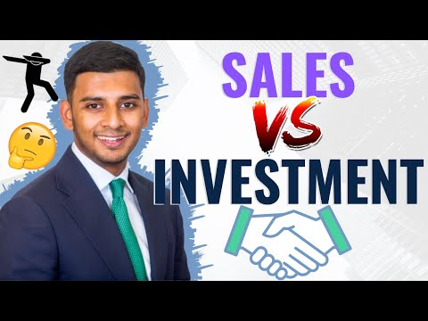 Asset Management Careers: Sales Vs Investment