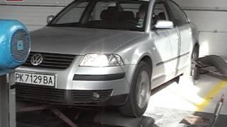 VW Passat B5.5 1.8T 150hp AWT tuning ADLER AUTO Godech Bulgaria Dynojet 224xLC Dyno