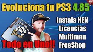 Evoluciona tu PS3 4.85 a lo ÚLTIMO - SuperVideo para Nuevos