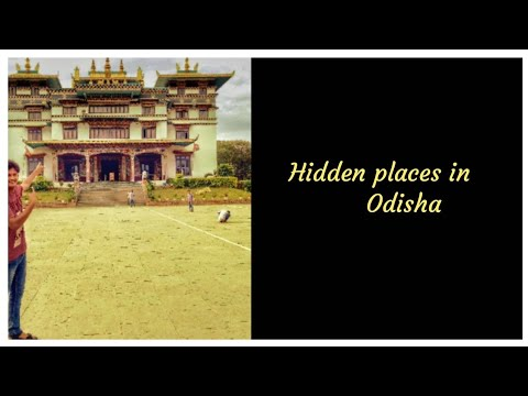 Places to visit in Odisha!  Unexplored Orissa Video