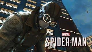 SPIDER-MAN (PS4 Pro) - #5: SPIDER-VIGILANTE