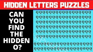 VISUAL #PUZZLES WITH ANSWERS