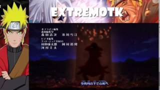 Repeat youtube video Naruto Shippuden Ending 29 | Flame - Dish