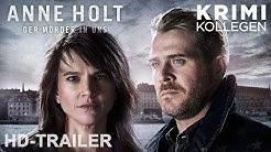 ANNE HOLT - DER MÖRDER IN UNS - Staffel 2 - Trailer deutsch [HD] || Krimi Kollegen