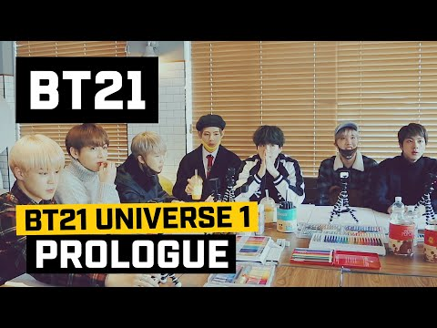 [BT21] Making of BT21 - Prologue