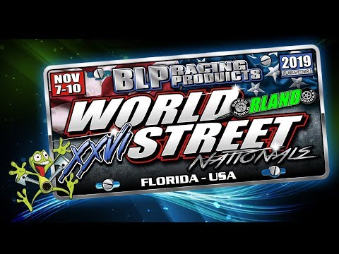 26th Annual World Street Nationals - Sunday