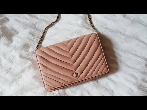 Kate Spade Amelia Chain Wallet (Flapper Pink) Review