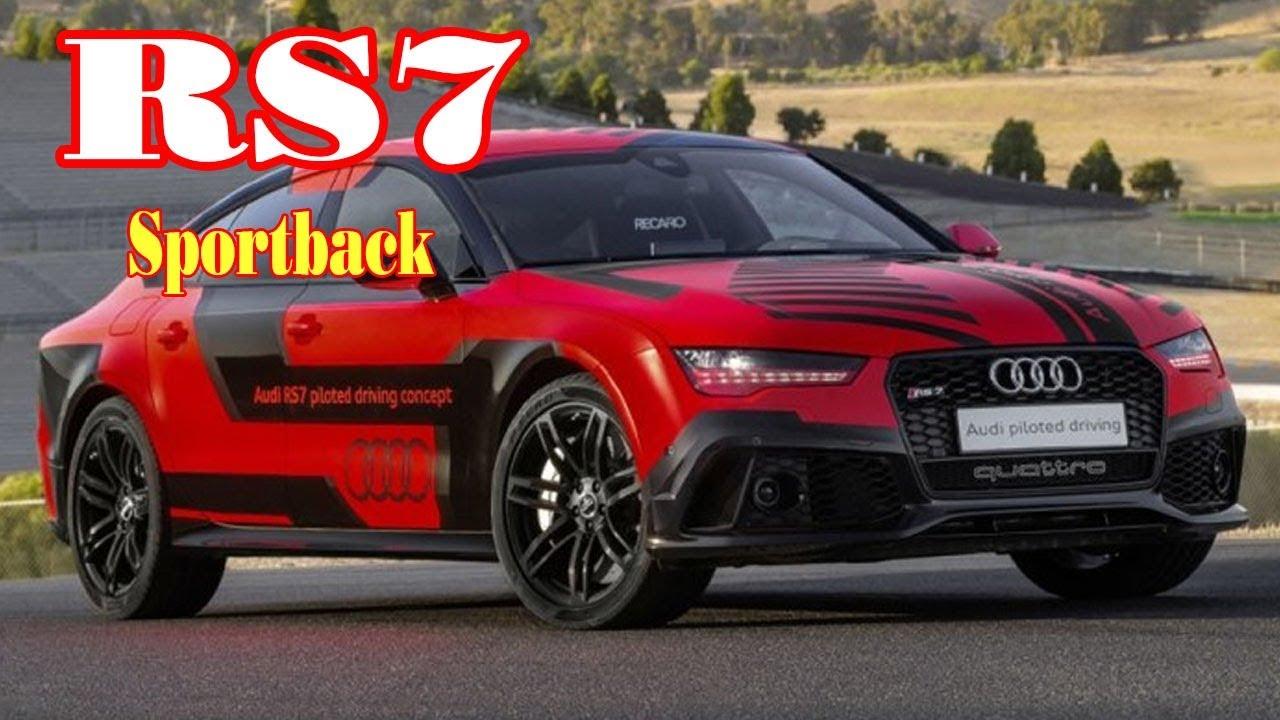 2020 Audi Rs7 Sportback 2020 Audi Rs7 Performance 2020 Audi Rs7