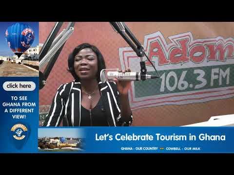 MIDDAY NEWS KASIEBO IS TASTY on Adom FM (24-10-18)