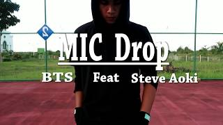 Zumba / DanceFit  BTS (방탄소년단) – 'MIC Drop' (Steve Aoki Remix) (Choreography) Sangatta Kaltim