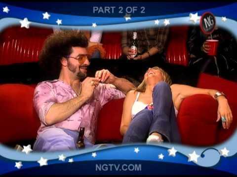 Sarah Underwood & Trevor Moore on Miss March Pt.2 of 2