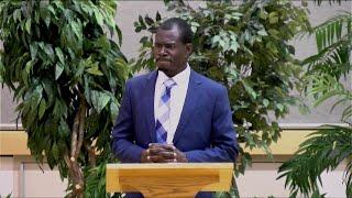 20210731 - I Am the Light of the World: Pastor Jason Williams