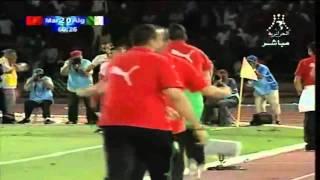 رباعية المغرب ضد الجزائر بتعليق جزائري