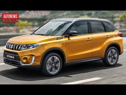 Обновленный Suzuki Vitara: цены в России