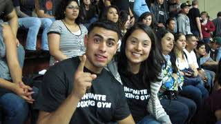 MVI287 MARIA LEYES AND ERIC PRADO AFTER HIS FIRST WIN MMA FIGHT, INFINITO BOXING!!!