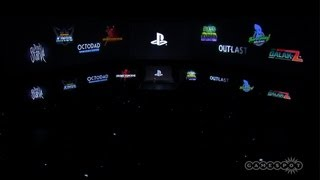 Indie Games at the Sony E3 2013 Press Conference