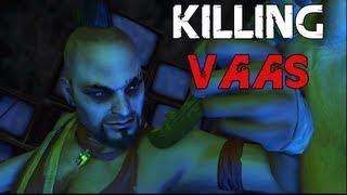 Repeat youtube video Far Cry 3 - Killing Vaas