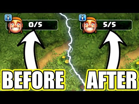 HOW TO GET MORE BUILDERS IN CLASH OF CLANS!! FROM ZERO TO FIVE!