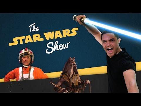 Trevor Noah Interview, Star Wars at Shanghai Disneyland, and More   The Star Wars Show
