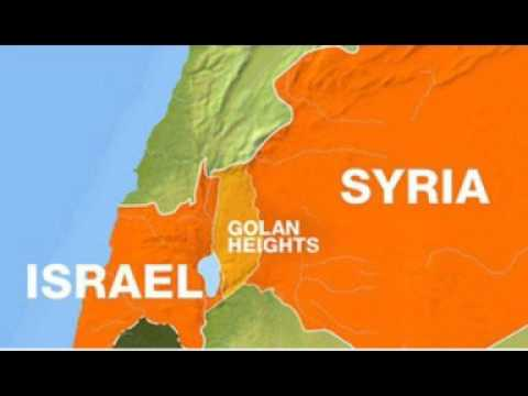 Ezekiel 38, Israel, Syria, Russia, And The Golan Heights