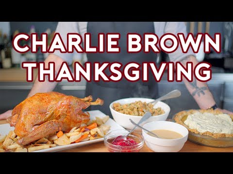 Mark Manuel - Want To Make Charlie Brown's Thanksgiving Feast?
